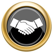 Agreement icon — Stock Photo