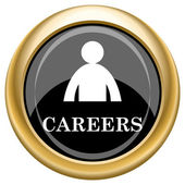 Careers icon — Foto de Stock