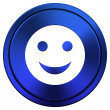Smiley icon — Stock Photo #34978551