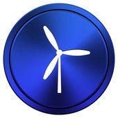Windmill icon — Stock Photo
