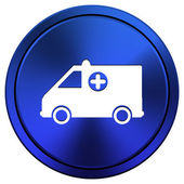 Ambulance icon — Foto Stock