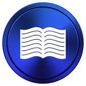 Icona book — Foto Stock