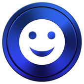 ícone de smiley — Foto Stock