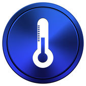 Thermometer icon — Foto Stock