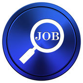 "Suche nach symbol ""job — Stockfoto"