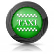 Stock Photo: Taxi icon