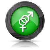 Sex ikonu — Stock fotografie