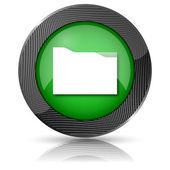 Folder icon — Stock Photo