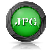 JPG icon — Stock Photo