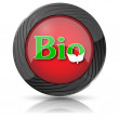 Stock Photo: Bio icon