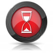 Hourglass icon — Stock Photo #35474625