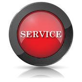 Service icon — Stock Photo