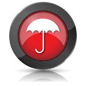 Символ зонтика — Стоковое фото