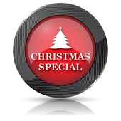 Christmas special icon — ストック写真