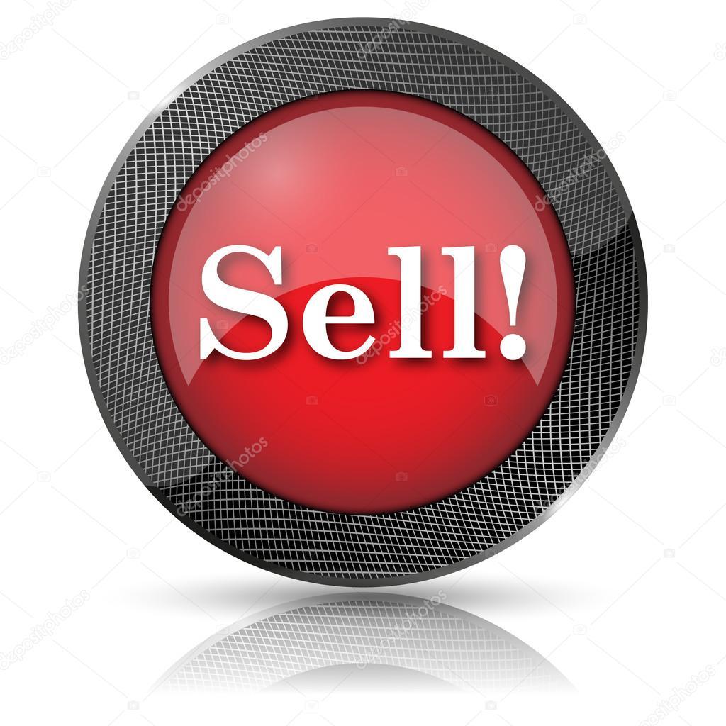 Buy Sell Icon: Stock Photo © Valentint #35473735