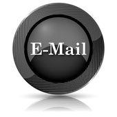 Ikony e-mailu — Stock fotografie