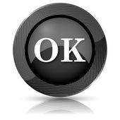 Ok ikonu — Stock fotografie
