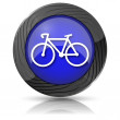 Bicycle icon — Stockfoto #35899069