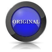 Ursprungliga ikonen — Stockfoto