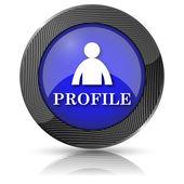 Profile icon — Stockfoto