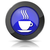 Cup icon — Stock Photo