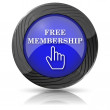 Free membership icon — Stockfoto #35900885