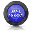 Save money icon — Stockfoto #35901229