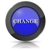 Symbol ändern — Stockfoto