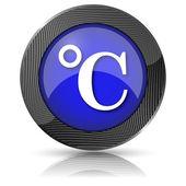 Celsius simgesi — Stok fotoğraf