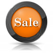 Sale icon — Stock fotografie