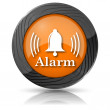 Alarm icon — Stock Photo #36165659