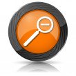 Zoom out icon — Stok Fotoğraf #36165933