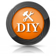 DIY icon — Foto de Stock
