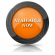 Available now icon — Stockfoto