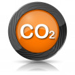 CO2 icon — Stock Photo