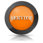 Ikona usług — Zdjęcie stockowe