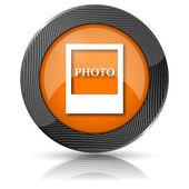 Foto ikona — Stock fotografie