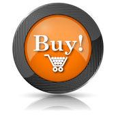 Buy icon — Stock Photo