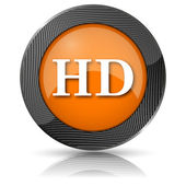 HD icon — Stockfoto