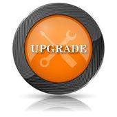 Upgrade icon — Stok fotoğraf