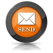Envoyer l'icône — Photo