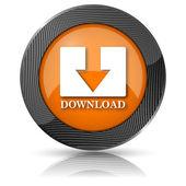 Download icon — Foto de Stock