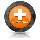 Icono de emergencia — Foto de Stock