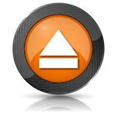 Oil barrel icon — Foto Stock