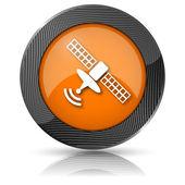 Ikona anteny — Zdjęcie stockowe