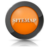 Sitemap icon — Stock Photo
