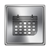 Icona calendario — Foto Stock