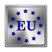 European union icon — Stock Photo