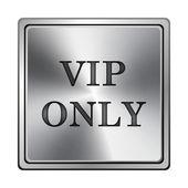 Icono único vip — Foto de Stock