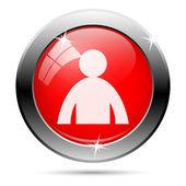 User profile icon — ストック写真